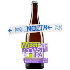 NOZIB WEST COAST IPA 15° (0,75l sklo)