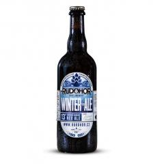 Rudohor_Winter Red Ale 13° (0,75l sklo)